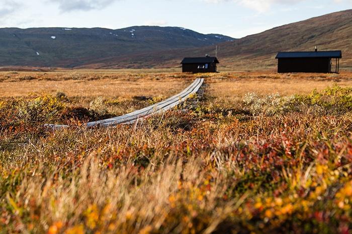 Gör en avstickare till Stáddájåhkå. Foto: Laponiatjuottjudus
